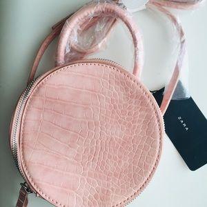 Zara Pink Mini Bag